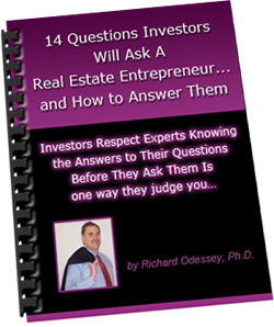 how to answer investor questions